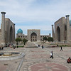 Samarkand : You kind of have to go see the Registan at Samarkand.